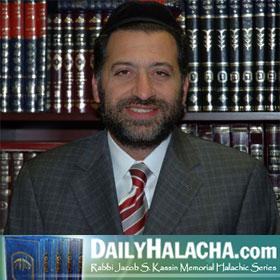 Daily Halacha Podcast - Daily Halacha By Rabbi Eli J. Mansour